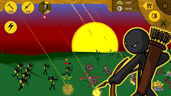 archer games